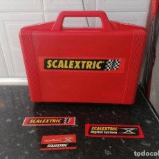 Scalextric: SCALEXTRIC RALLY MÍTICOS 13 COCHES NUEVOS, CON CERTIFICADO Y MALETÍN. Lote 222884618
