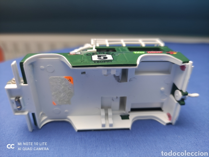 Scalextric: SCALEXTRIC EXIN STS CARROCERIA LAND ROVER, VERDE OSCURO, NUEVA - Foto 4 - 223477846