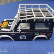 Scalextric: SCALEXTRIC EXIN STS CARROCERIA LAND ROVER, NEGRO, NUEVA. Lote 223477966