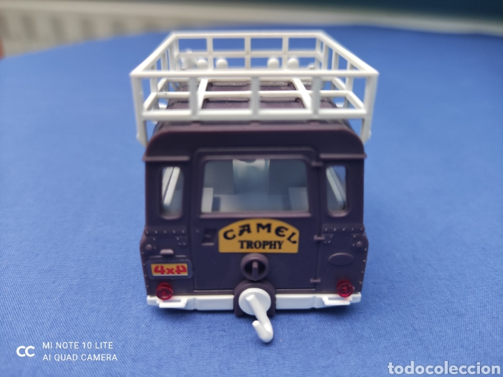 Scalextric: SCALEXTRIC EXIN STS CARROCERIA LAND ROVER, LILA, NUEVA - Foto 3 - 223478355