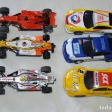 Scalextric: LOTE DE COCHES SLOT - SCALEXTRIC COMPACT / ESCALA 1:43 - SCALEXTRIC TECNITOYS - ¡MIRA FOTOS! LOTE 02. Lote 223696491