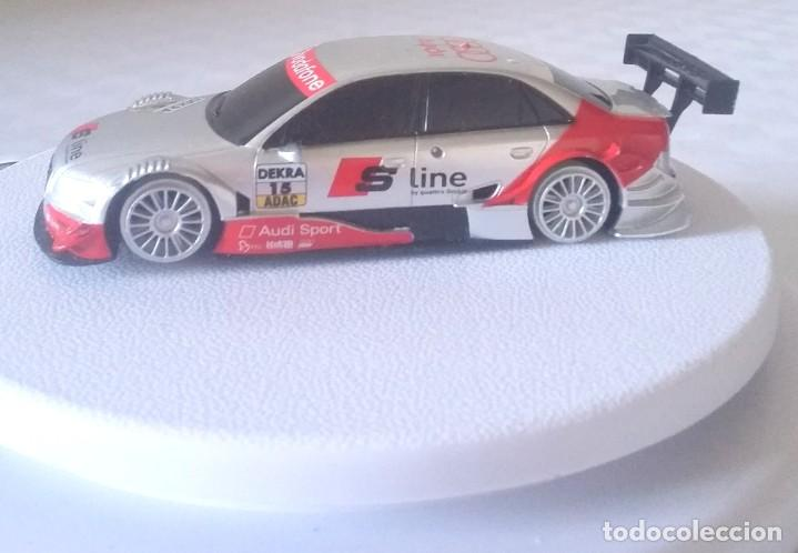 COCHE SCALEXTRIC TECNOTOYS A4 DTM Nº15 (Juguetes - Slot Cars - Scalextric Tecnitoys)