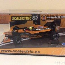 Scalextric: ARROWS F1 FIRMADO DE LA ROSA SCALEXTRIC TECNITOYS. Lote 223981731