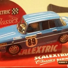 Scalextric: RENAULT 8 SCALEXTRIC TECNITOYS 6316. Lote 224274135