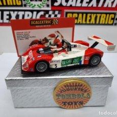 Scalextric: FERRARI 333 SP LE MANS 1998(MOTOR REPROTEC ) #5 SCALEXTRIC TECNITOYS CON SU CERTIFICADO DE EDICION L. Lote 225291645
