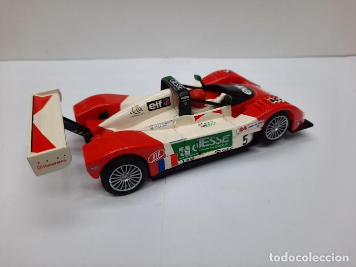 Scalextric: FERRARI 333 SP LE MANS 1998(MOTOR REPROTEC ) #5 SCALEXTRIC TECNITOYS CON SU CERTIFICADO DE EDICION L - Foto 6 - 225291645