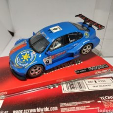 Scalextric: SCALEXTRIC SEAT TOLEDO GT TECNITOYS REF. 6393. Lote 225338030