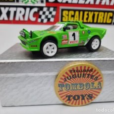 Scalextric: LANCIA STRATOS #1 SCALEXTRIC. Lote 225340085