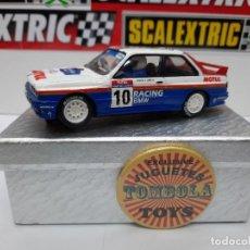 Scalextric: BMW M3 ( MOTUL) #10 SCALEXTRIC. Lote 225346120