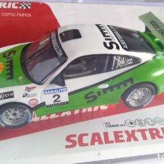 Scalextric: SCALEXTRIC PORSCHE 911 ORRIOLS RALLY, NUEVO, EN URNA. Lote 226824075