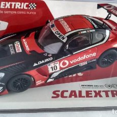 Scalextric: SCALEXTRIC MERCEDES AMG GT3 REF U10333S300, NUEVO, EN URNA. Lote 226824505