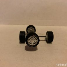 Scalextric: SCALEXTRIC JUEGO DE EJES. Lote 227195660