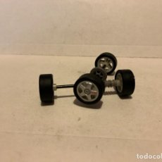 Scalextric: SCALEXTRIC JUEGO DE EJES. Lote 227195927