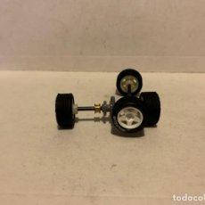 Scalextric: SCALEXTRIC JUEGO DE EJES. Lote 227195940