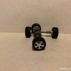 Scalextric: SCALEXTRIC JUEGO DE EJES. Lote 227195950