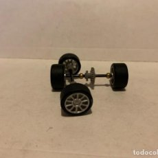 Scalextric: SCALEXTRIC JUEGO DE EJES. Lote 227195985
