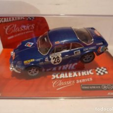 Scalextric: SCALEXTRIC RENAULT ALPINE A110 REF.-6259. Lote 228008490