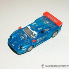 Scalextric: PORSCHE 911 GT1 MILLENIUM DEL CLUB SCALEXTRIC AÑO 2.000. Lote 228015760