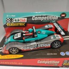Scalextric: SCALEXTRIC LMC CLUB SCALEXTRIC 2003 PRO TECNITOYS. Lote 228312080