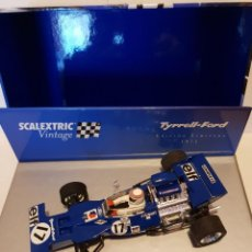 Scalextric: SCALEXTRIC TYRREL FORD VINTAGE REF.-6178. Lote 228707005