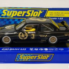 Scalextric: BMW M3 E30 - SUPERSLOT - 1987 AUSTRALIAN TOURING CAR CHAMPION JIM RICKARDS. Lote 228762708