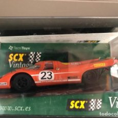 Scalextric: VENDO PORSCHE 917 - SCALEXTRIC VINTAGE -REF. 60170 - 1772/4000. Lote 230515850