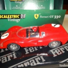 Scalextric: VENDO FERRARI GT 330 - SCALEXTRIC VINTAGE -REF. 6028. Lote 230516475