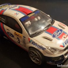 Scalextric: SCALEXTRIC. FORD FOCUS WRC. Lote 230523510