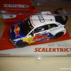 """Scalextric: NOVEDAD !! SCALEXTRIC. AUDI S1 WRX """"EKSTRÖM"""" . REF. U10329S300. Lote 245966625"""