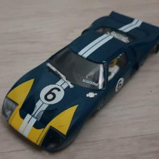 Scalextric: FORD GT 40 CARROCERÍA DE SCALEXTRIC TECNITOYS ALTAYA. Lote 231573675