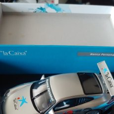 Scalextric: PORCHE 911 GT3 CUP LA CAIXA EDICCION LIMITADO .NUEVO EN SU CAJA SCALEXTRIC...NO EXIN TYCO SLOT SCX. Lote 231796465