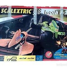 Scalextric: SCALEXTRIC CIRCUITO IMOLA F1 TECNITOYS AÑO 2000. Lote 233678405