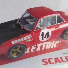 Scalextric: SCALEXTRIC LANCIA FULVIA RALLY MONTE CARLO. NUEVO. EN URNA. Lote 235072380