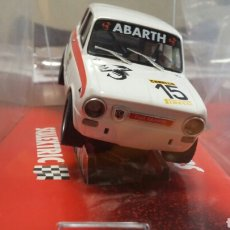 Scalextric: FIAT 850 ABARTH SCALEXTRIC TECNITOYS 6455. Lote 235223530