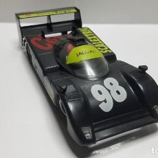 Scalextric: SLOT SCALEXTRIC TECNITOYS JAGUAR CLUB 1998. Lote 235359685