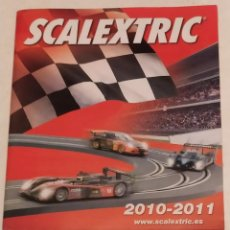 Scalextric: CATALOGO SCALEXTRIC 2010 - 2011. 47 PAGS.. Lote 235565400