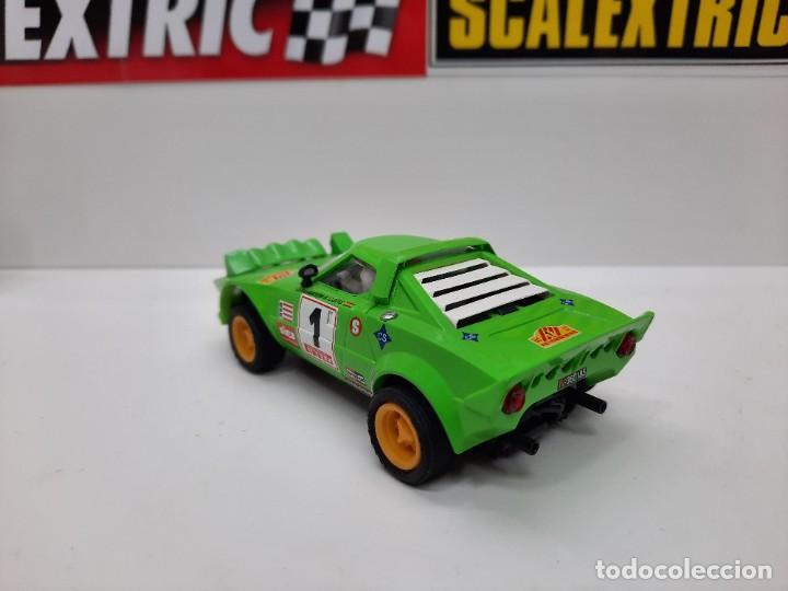 Scalextric: LANCIA STRATOS #1 SCALEXTRIC - Foto 3 - 225340085