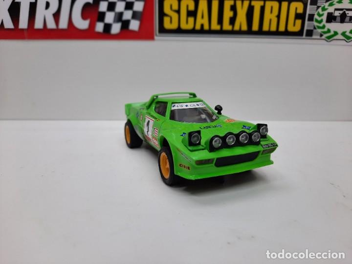 Scalextric: LANCIA STRATOS #1 SCALEXTRIC - Foto 8 - 225340085