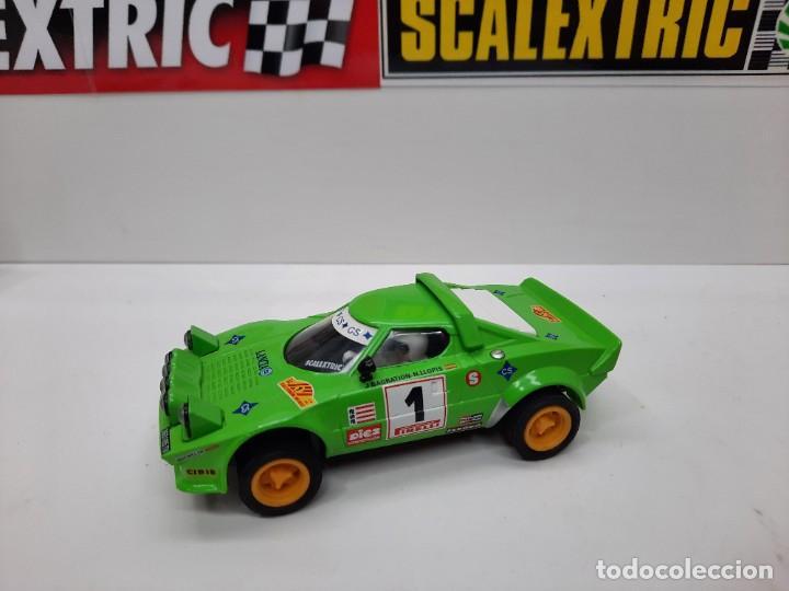 Scalextric: LANCIA STRATOS #1 SCALEXTRIC - Foto 10 - 225340085