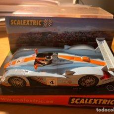 Scalextric: SCALEXTRIC AUDI R8 GULF. REF 6100. Lote 236455355