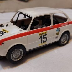 Scalextric: SCALEXTRIC - SEAT 850 ABARTH. Lote 236501465