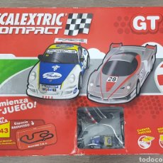Scalextric: SCALEXTRIC COMPACT GT ESCALA 1:43. Lote 236956555