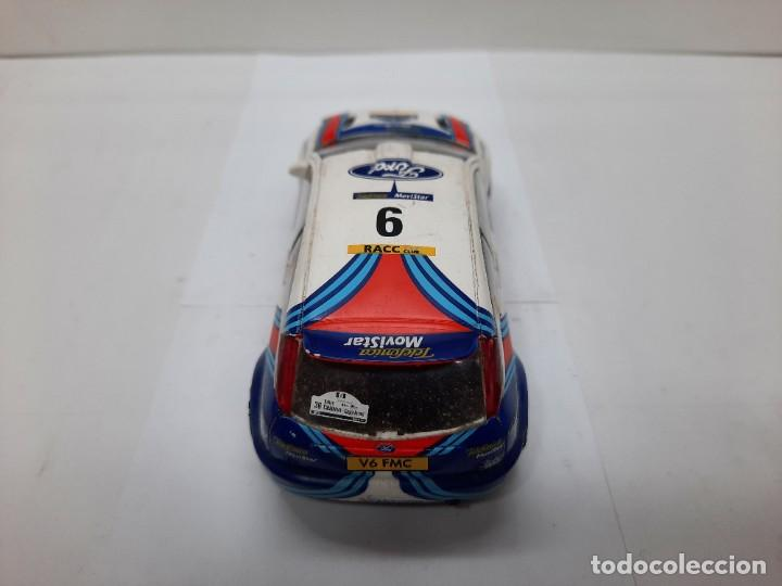 "Scalextric: FORD FOCUS WRC "" C.SAINZ- L.MOYA # 6 "" SCALEXTRIC !! Descripcion... - Foto 4 - 236985395"