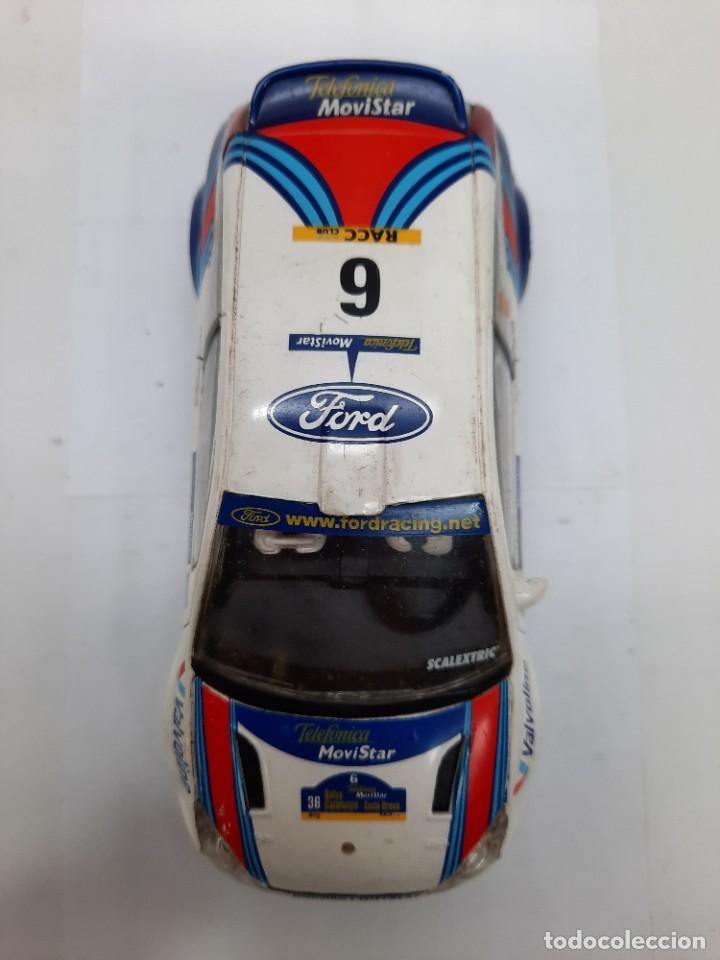 "Scalextric: FORD FOCUS WRC "" C.SAINZ- L.MOYA # 6 "" SCALEXTRIC !! Descripcion... - Foto 9 - 236985395"