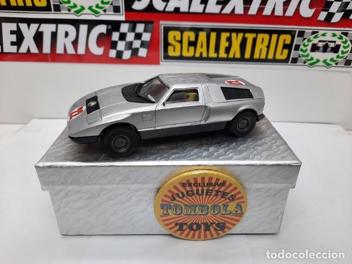 """MERCEDES C-111 #22 """" SCALEXTRIC !! DESCRIPCION... (Juguetes - Slot Cars - Scalextric Tecnitoys)"""