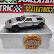 "Scalextric: MERCEDES C-111 #22 "" SCALEXTRIC !! DESCRIPCION.... Lote 236987440"