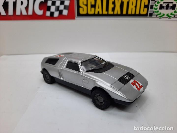 "Scalextric: MERCEDES C-111 #22 "" SCALEXTRIC !! Descripcion... - Foto 8 - 236987440"