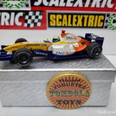 "Scalextric: RENAULT F1 R27 "" FISHIQUELA "" FORMULA #3 SUPERSLOT SCALEXTRIC !!. Lote 237000110"