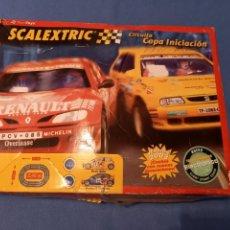 Scalextric: CIRCUITO SCALEXTRIC COPA INICIACIÓN AÑO 2003. Lote 237502235