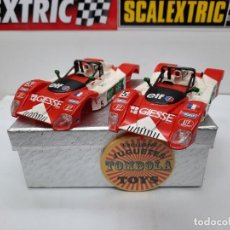 Scalextric: FERRARI 333 SP ( 2 CARROCERIAS) SCALEXTRIC. Lote 238476505